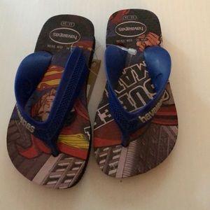 Havaianas Super man Sandals